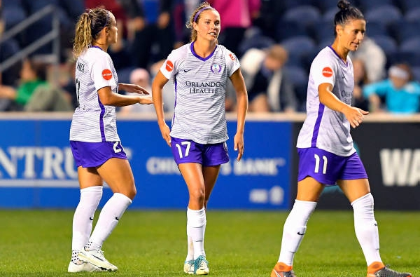 Orlando Pride Earn First-Ever Victory