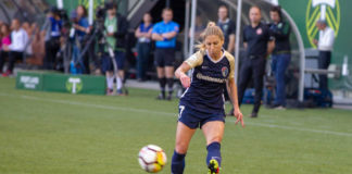 North Carolina Courage Thumps Seattle