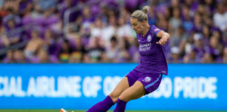 Orlando Pride Climb to Second Place