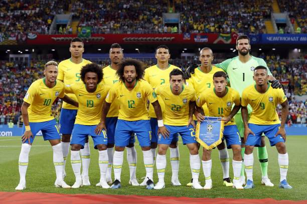 2018 FIFA World Cup: Improving Brazil Squad Carrying