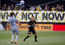 Columbus Crew SC Drops Wild Penalty Shootout