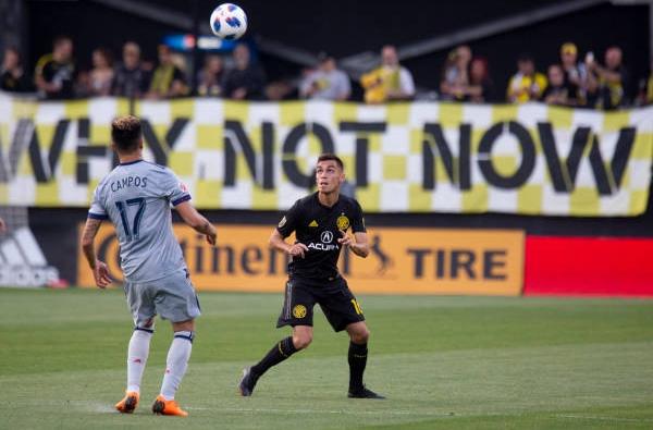 Columbus Crew SC Drops Wild Penalty Shootout