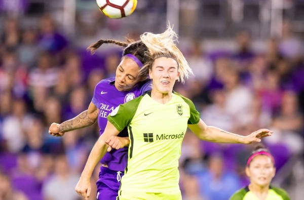 Seattle Reign Close NWSL Weekend