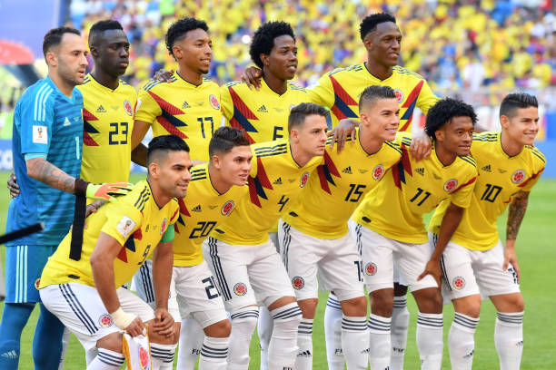 Colombia's Chances