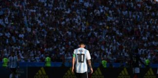 Lionel Messi's World Cup Career