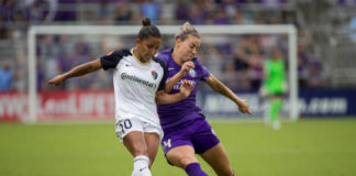 North Carolina Courage Blanks Orlando Pride