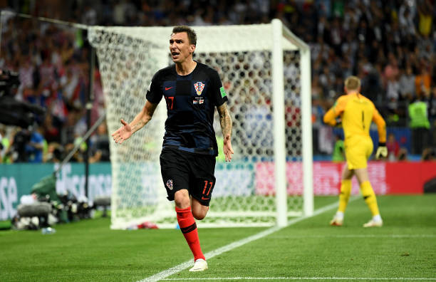Croatia Advances to World Cup Final