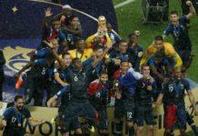 France Thrashes Croatia