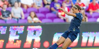 North Carolina Courage Punches Playoff Ticket