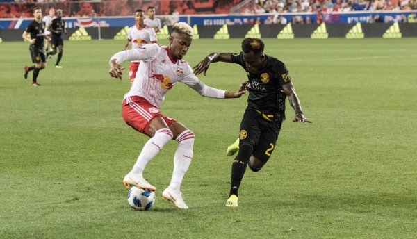 New York Red Bulls Drop Points