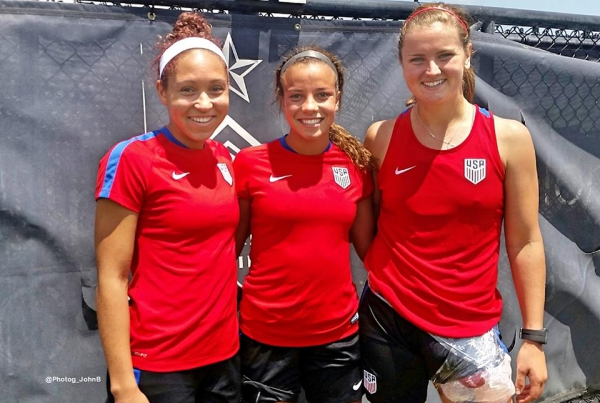 USWNT Releases 25-Player Preliminary Roster