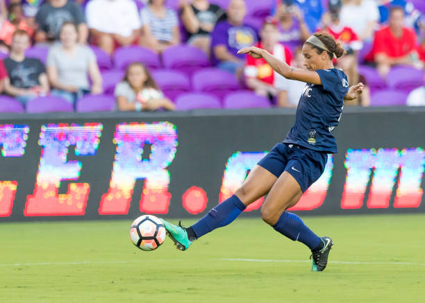 Seattle Reign-North Carolina Courage