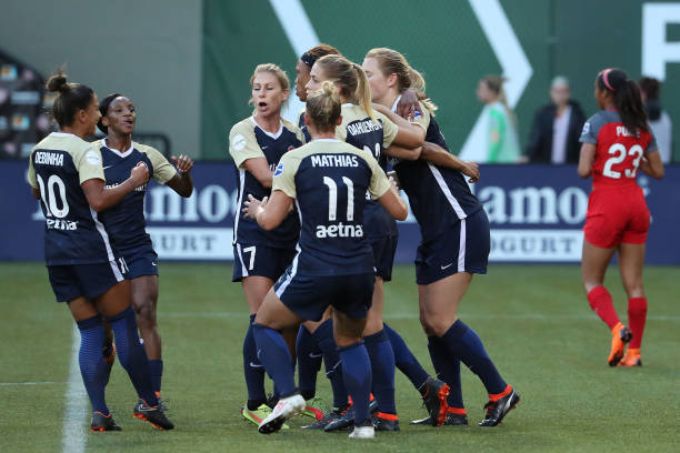 North Carolina Courage Claims Second-Straight NWSL Shield