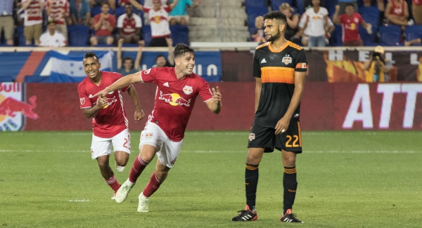 Red Bulls Finish Strong