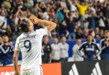 LA Galaxy Playoff Push