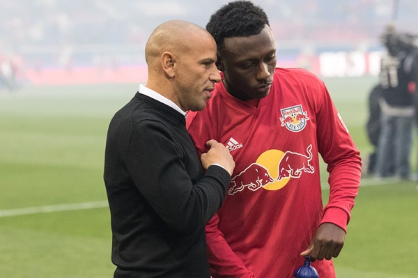 New York Red Bulls Clinch Supporters' Shield