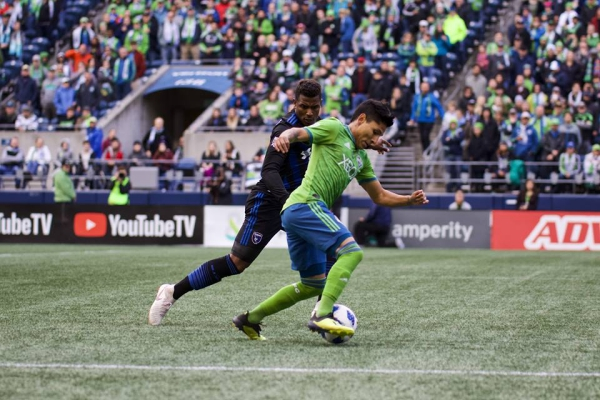 Seattle Sounders Skyrocket to Second Place