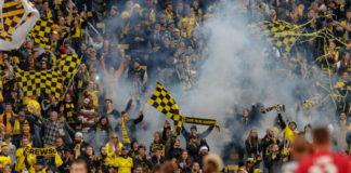 Attendance Headlines Columbus Crew