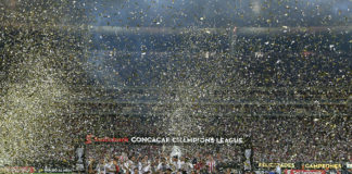 CONCACAF Champions League Draw