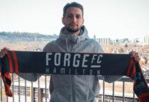 Forge FC Giuliano Frano