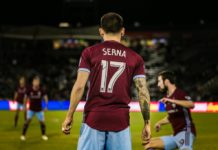 colorado rapids contract options