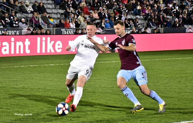 Colorado Rapids Defense