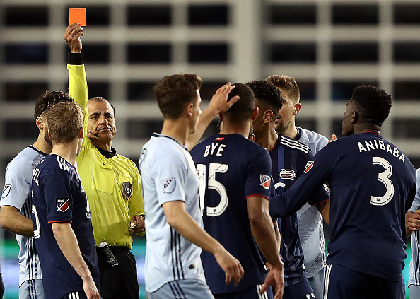 Revolution and Sporting KC