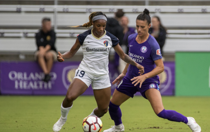 North Carolina Courage Crystal Dunn