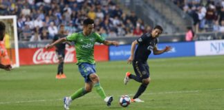 Seattle Sounders draw