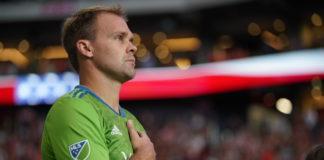 Chad Marshall retires
