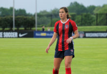 Washington Spirit youth NWSL