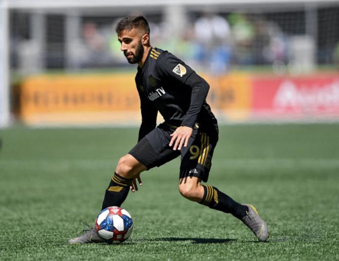 LAFC Diego Rossi