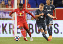 New York Red Bulls draw