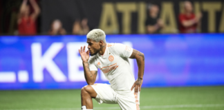 Josef Martinez Atlanta