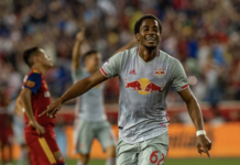 Red Bulls three points