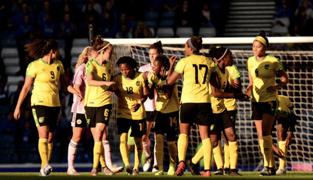 hot sale online f7052 b86ff Preview: Jamaica takes on a Marta-less Brazil in first ...