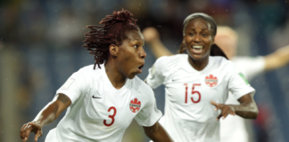 Canada WNT Women's World Cup