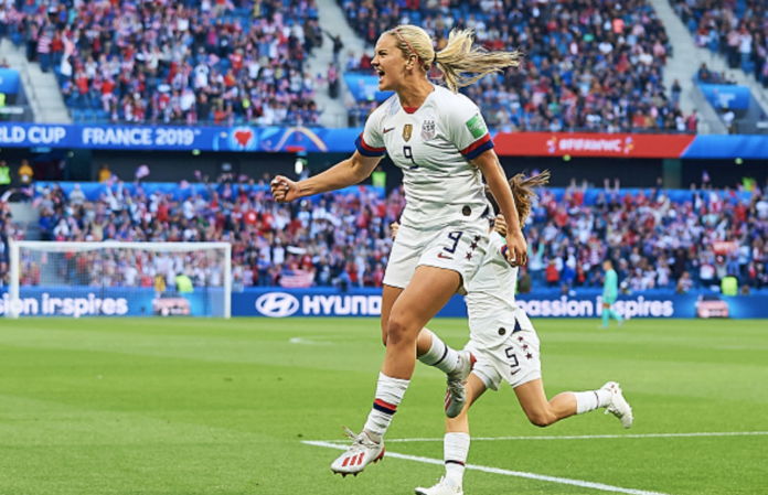 USWNT win over Sweden