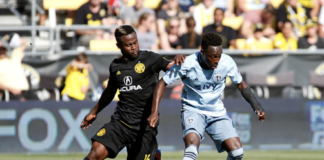 Sporting KC and Columbus