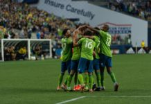 Campbell Seattle Sounders