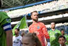 Seattle Sounders FC Stefan Frei