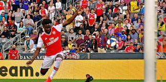 Arsenal Friendly