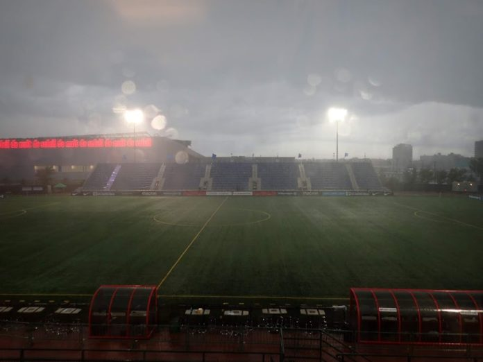 Weather Delay Valour FC