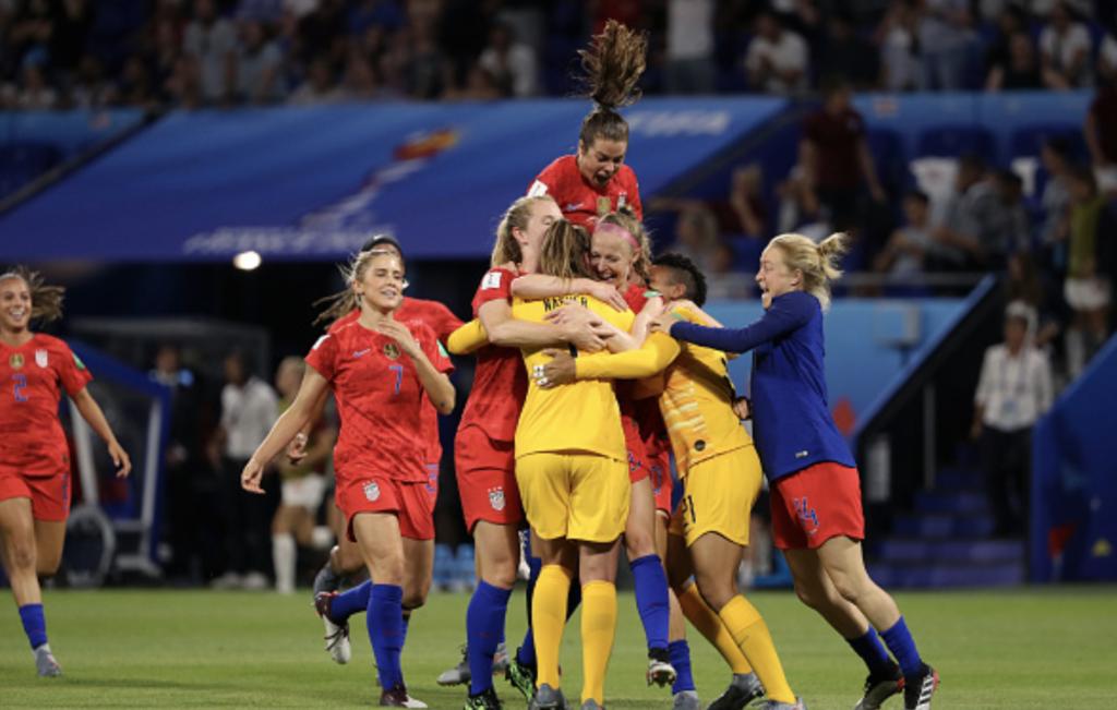 USWNT vs. England