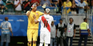 MLS Copa America