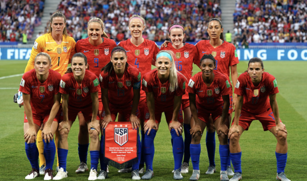 official photos d4c8f 25966 Preview: USWNT going for gold, World Cup trophy against ...