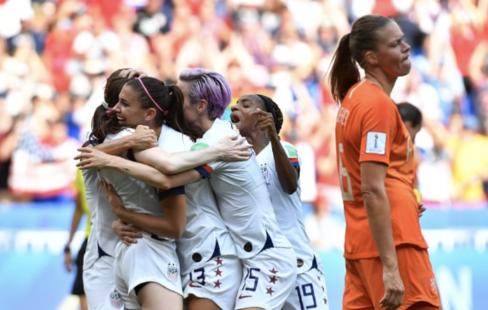 USWNT win World Cup