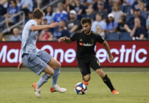 LAFC hosts Atlanta
