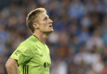 Sporting KC Blown Leads