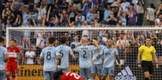 Sporting KC win